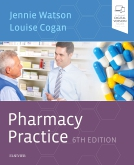 cover image - Pharmacy Practice,6th Edition