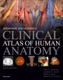 cover image - McMinn and Abrahams' Clinical Atlas of Human Anatomy Elsevier eBook on VitalSource,8th Edition
