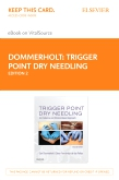 cover image - Trigger Point Dry Needling - Elsevier E-Book on VitalSource (Retail Access Card),2nd Edition