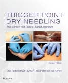 cover image - Trigger Point Dry Needling - Elsevier E-Book on VitalSource,2nd Edition