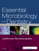 cover image - Essential Microbiology for Dentistry - Elsevier eBook on VitalSource,5th Edition