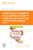 cover image - Workbook to Accompany Mosby's Canadian Textbook for the Support Worker - Elsevier E-Book on VitalSource (Retail Access Card),4th Edition