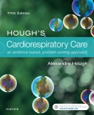 cover image - Hough's Cardiorespiratory Care Elsevier eBook on VitalSource,5th Edition