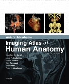 cover image - Weir & Abrahams' Imaging Atlas of Human Anatomy Elsevier eBook on VitalSource,5th Edition