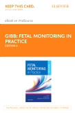 cover image - Fetal Monitoring in Practice - Elsevier eBook on VitalSource (Retail access Card),4th Edition