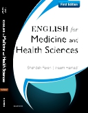 cover image - Evolve Resources for English for Medicine and Health Sciences