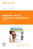 cover image - Myles Textbook for Midwives Elsevier eBook on VitalSource (Retail Access Card),17th Edition