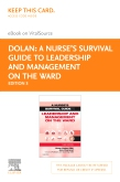 cover image - A Nurse's Survival Guide to Leadership and Management on the Ward - Elsevier eBook on Vitalsource (Retail Access Card),3rd Edition