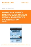 cover image - A Nurse's Survival Guide to Acute Medical Emergencies Updated Edition Elsevier eBook on Vitalsource (Retail Access Card),3rd Edition
