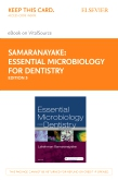 cover image - Essential Microbiology for Dentistry - Elsevier eBook on VitalSource Retail Access Card,5th Edition