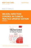 cover image - Infection Control in Clinical Practice Updated Edition Elsevier eBook on VitalSource (Retail Access Card),3rd Edition