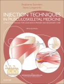 cover image - Injection Techniques in Musculoskeletal Medicine Elsevier eBook on Vitalsource,5th Edition