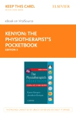 cover image - The Physiotherapist's Pocketbook Elsevier eBook on VitalSource (Retail Access Card),3rd Edition
