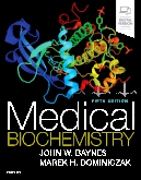 cover image - Evolve resources for Medical Biochemistry,5th Edition