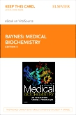cover image - Medical Biochemistry - Elsevier eBook on VitalSource (Retail Access Card),5th Edition