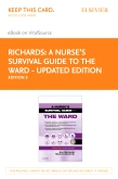 cover image - A Nurse's Survival Guide to the Ward - Updated Edition Elsevier eBook on VitalSource (Retail Access Card),3rd Edition
