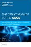 cover image - The Definitive Guide to the OSCE - Elsevier eBook on VitalSource Technology