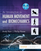 cover image - Evolve Resources for An Introduction to Human Movement and Biomechanics,7th Edition