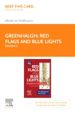 cover image - Red Flags and Blue Lights- Elsevier E-Book on VitalSource (Retail Access Card),2nd Edition