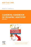 cover image - Handbook of Pediatric Dentistry - Elsevier eBook on VitalSource (Retail Access Card),5th Edition