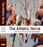 cover image - The Athletic Horse,2nd Edition