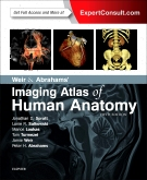 cover image - Weir & Abrahams' Imaging Atlas of Human Anatomy,5th Edition