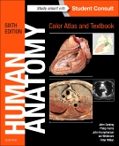 cover image - Human Anatomy, Color Atlas and Textbook,6th Edition