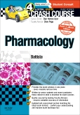 cover image - Crash Course: Pharmacology Updated Print + eBook edition,4th Edition