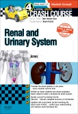 cover image - Crash Course Renal and Urinary System Updated Print + eBook edition,4th Edition