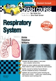 cover image - Crash Course Respiratory System Updated Print + eBook edition,4th Edition