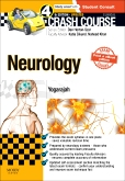 cover image - Crash Course Neurology Updated Print + eBook edition,4th Edition
