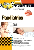 cover image - Crash Course Paediatrics Updated Print + eBook edition,4th Edition