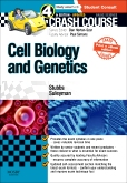 cover image - Crash Course Cell Biology and Genetics Updated Print + eBook edition,4th Edition