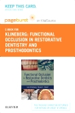cover image - Functional Occlusion in Restorative Dentistry and Prosthodontics - Elsevier eBook on VitalSource (Retail Access Card)