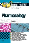 cover image - Crash Course: Pharmacology Updated Edition: Elsevier eBook on Vital Source,4th Edition