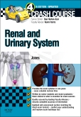 cover image - Crash Course Renal and Urinary System Updated Edition: Elsevier eBook on VitalSource,4th Edition