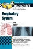 cover image - Crash Course Respiratory System Updated Edition: Elsevier eBook on VitalSource,4th Edition