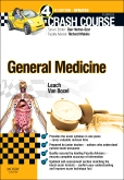 cover image - Crash Course General Medicine Updated Edition: Elsevier eBook on VitalSource,4th Edition