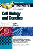 cover image - Crash Course Cell Biology and Genetics Updated Edition: Elsevier eBook on VitalSource,4th Edition