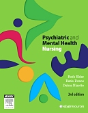 cover image - Evolve Resources for Psychiatric & Mental Health Nursing,3rd Edition