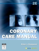 cover image - Coronary Care Manual,2nd Edition