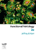 cover image - Functional Histology,2nd Edition