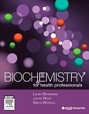 cover image - Evolve Resources for Biochemistry for Health Professionals