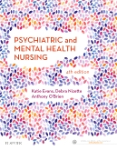 cover image - Psychiatric & Mental Health Nursing,4th Edition