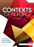 cover image - Contexts of Nursing,5th Edition