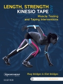 cover image - Length, Strength and Kinesio Tape - eBook