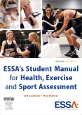 cover image - Evolve Resources for ESSA's Student Manual for Health, Exercise and Sport Assessment