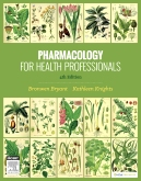 cover image - Evolve Resources for Pharmacology for Health Professionals,4th Edition
