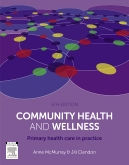 cover image - Evolve Resources for Community Health and Wellness,5th Edition