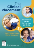 cover image - Evolve Resources for The Clinical Placement,3rd Edition